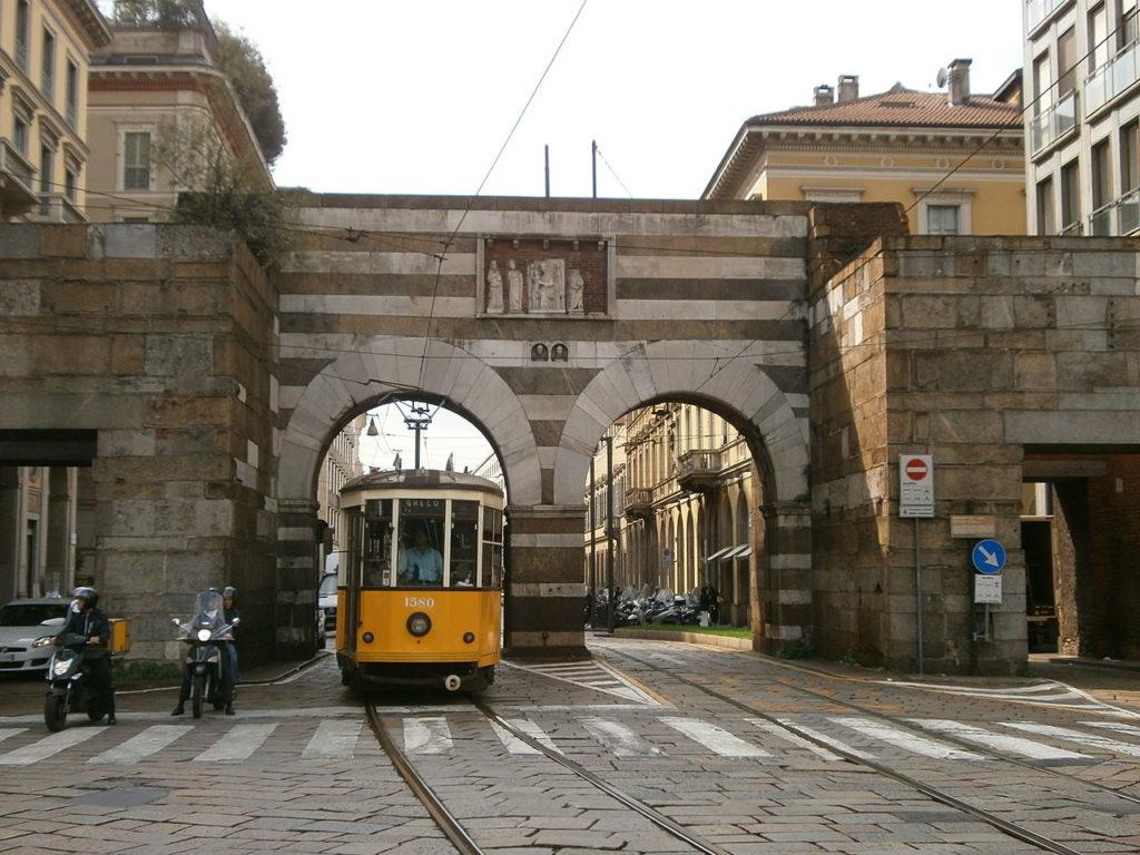Archi Porta Nuova